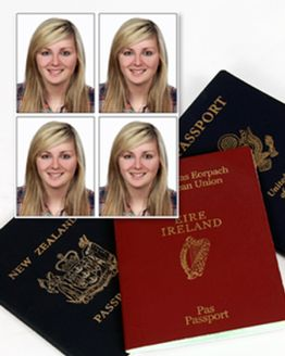 Passport Photos | Limerick Photography